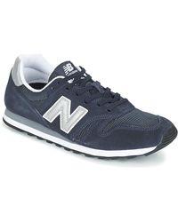 New Balance 373 femmes Chaussures en bleu