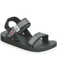 Palladium Outdoorsy Strap Sandals - Black