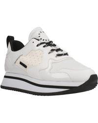 Cruyff Baskets basses CC8301203510 - Blanc