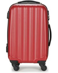 David Jones Reiskoffer Chauvetta 36l - Rood