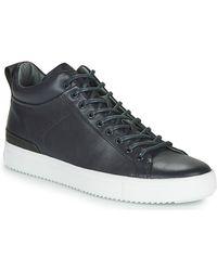 Blackstone Lage Sneakers Sg29 - Blauw