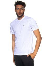 Armani T-shirt 8N1D61-1JPZZ0100 - Blanc