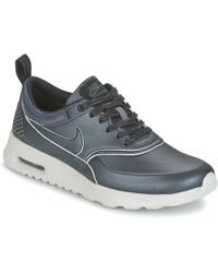 Air Max Thea Se W Women's Shoes (trainers) In Grey Gray
