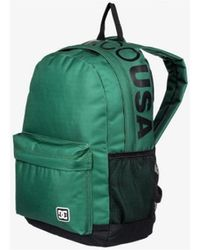 DC Shoes Backsider Shoes Edybp03201 Backpack - Green
