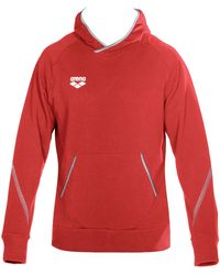 Arena Sweater Tl Sweat Hoodie - Rood