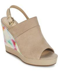 Geox - Janira E Women's Sandals In Beige - Lyst