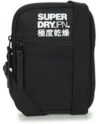 Superdry Sport Pouch Pouch - Black
