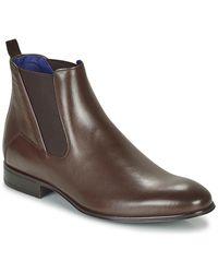 Azzaro Boots - Marron