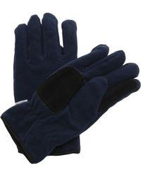 Regatta - Unisex Thinsulate Thermal Fleece Winter Gloves Women's Gloves In Blue - Lyst