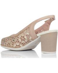 Pitillos Chaussures escarpins 6051 - Blanc