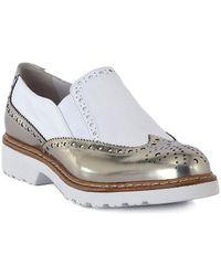 Momenti SPECCHIO GOLD Chaussures - Blanc