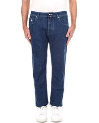 Vilebrequin Straight Jeans Vbmp0001 01731w1 55c35 V1 - Blauw