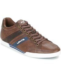 Mens Tulare Trainers Levi's Official cccox05