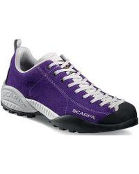 SCARPA Mojito Women's Shoes (trainers) In Purple