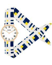 Rich Gone Broke - Marcel Tokyo Watch 51628 White Women's Watch In White - Lyst