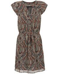 S.oliver - Rovadi Women's Dress In Multicolour - Lyst