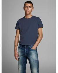 Jack & Jones - T-shirt 12156101 BASIC TEE - Lyst