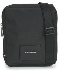 Calvin Klein Handtasje Sport Essential Reporter S Inst - Zwart