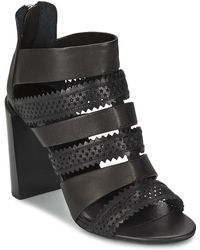 See By Chloé Sb24193 Women's Sandals In Black