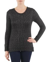 S.oliver - Pullover Manches Lon Women's Jumper In Black - Lyst