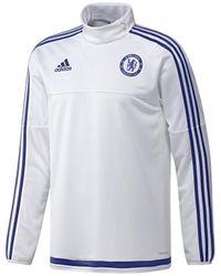 adidas Chelsea FC Training Veste - Bleu