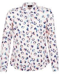 One Step Overhemd Sylvia - Wit