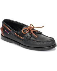 Sebago Bootschoenen Portland - Zwart
