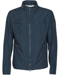 Geox Windjacks Renny Biker Jacket - Blauw
