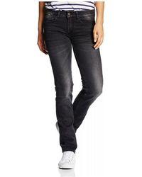 Le Temps Des Cerises Jean Pulpreg Noir Jeans