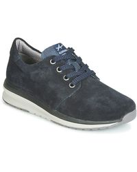 Allrounder By Mephisto Lage Sneakers Kyra - Blauw