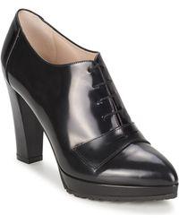 ESCADA - As739 Low Boots - Lyst