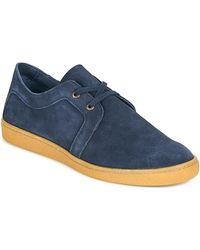 Kickers Zapatos Hombre SALHIN - Azul