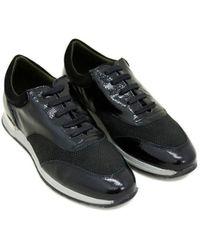Sandra Fontan Lage Sneakers Mariane - Zwart
