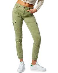 ONLY 15170889 Pantalon - Vert
