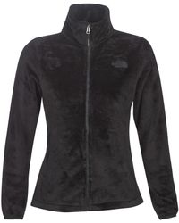 The North Face Women's Osito Jacket Fleece Jacket - Black