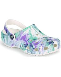 Crocs™ Zuecos CLASSIC OUT OF THIS WORLDII CG - Azul