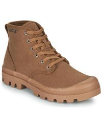 Aigle TERRE MID Chaussures - Marron