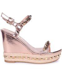 Linzi - Madonna Women's Sandals In Pink - Lyst