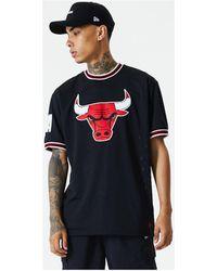 KTZ Camiseta CAMISETA APPL CHIGAGO BULLS HOMBRE - Negro