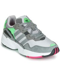 adidas Lage Sneakers Yung 96 - Wit