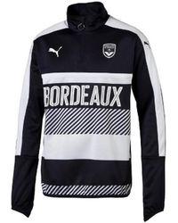 4586020745 PUMA - Training top Girondins de Bordeaux 2016/2017 femmes Veste en bleu -  Lyst