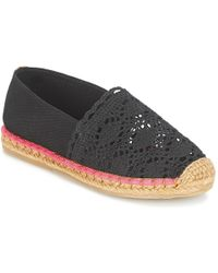 Banana Moon | Westland Women's Espadrilles / Casual Shoes In Black | Lyst
