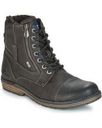 Tom Tailor SEPAN Boots - Gris