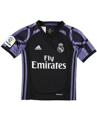 ffd288fee Adidas 2016-17 Real Madrid 3rd Shirt (pepe 3) Women s T Shirt In ...
