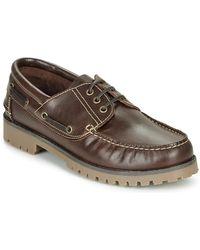 So Size Bootschoenen Juliono - Bruin
