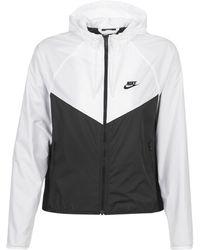 Nike Windjack W Nsw Wr Jkt - Wit