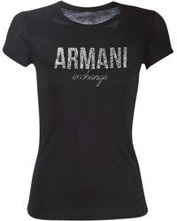 Armani Exchange 8NYT98-Y9C8Z - Negro