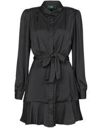 Guess Korte Jurk Hope Dress - Zwart