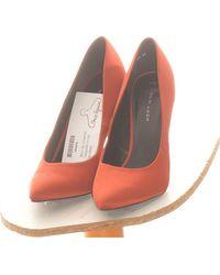 New Look Paire D'escarpins 37 Chaussures escarpins - Rouge