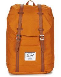 Herschel Supply Co. Rugzak Retreat - Oranje